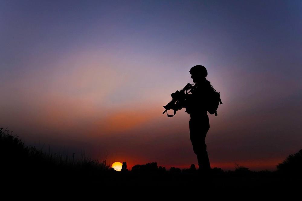 Военнослужащие армии Израиля