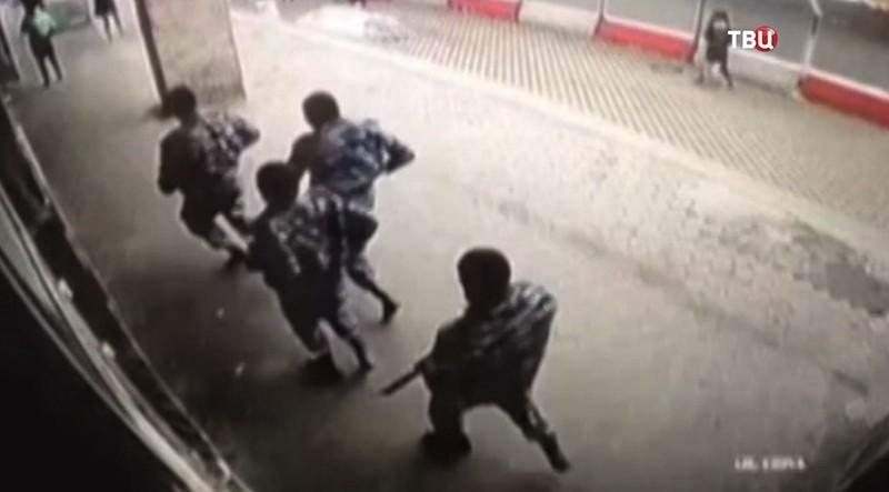 Ограбление Бинбанка в Сокольниках