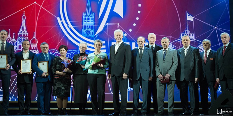 В преддверии Дня космонавтики Сергей Собянин поздравил работников ракетно-космической отрасли