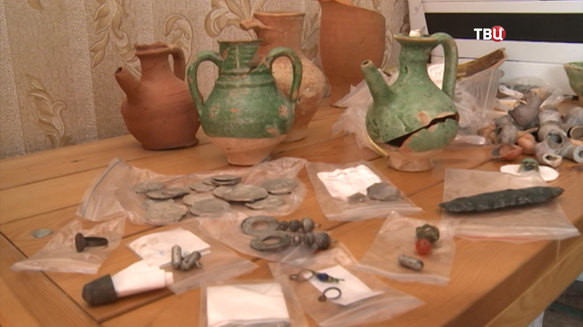 Археологические находки в Крыму