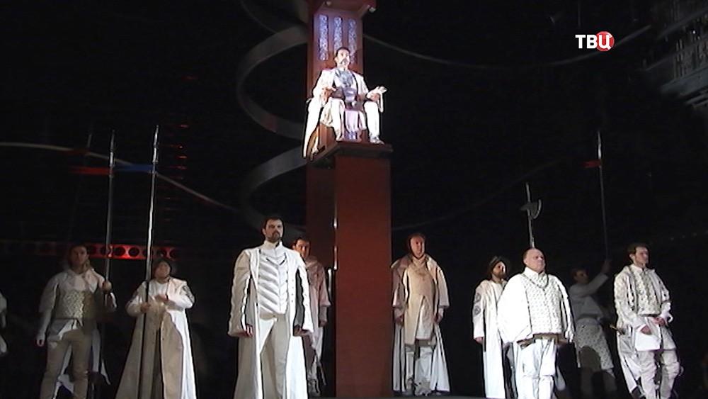 """Спектакль """"Фальстаф и принц Уэльский"""""""