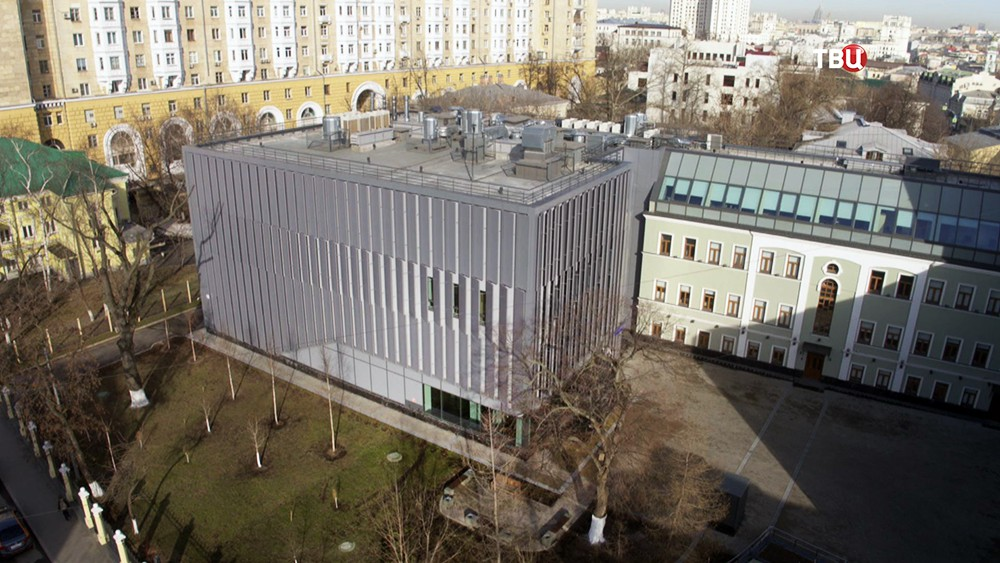 Здание Дома русского зарубежья