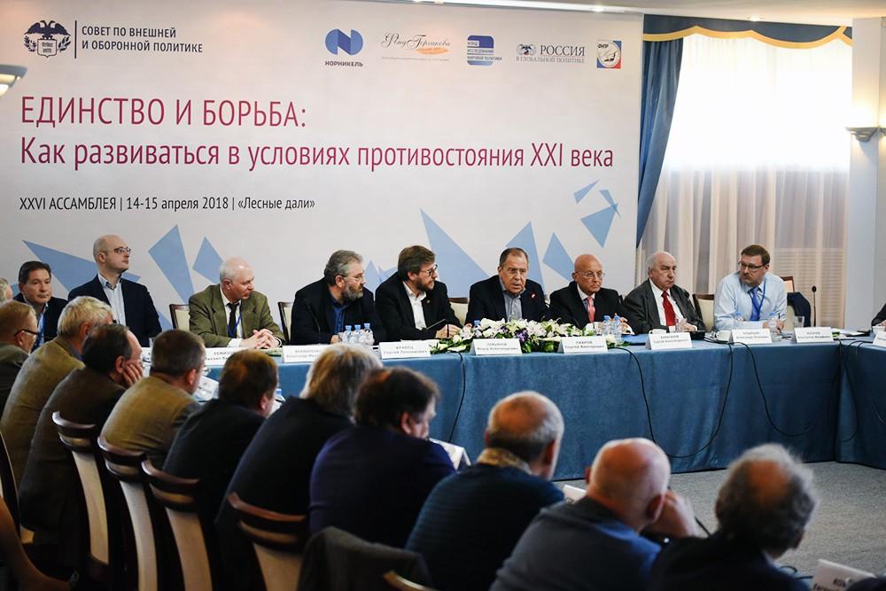 Совет по внешней и оборонной политике (СВОП)