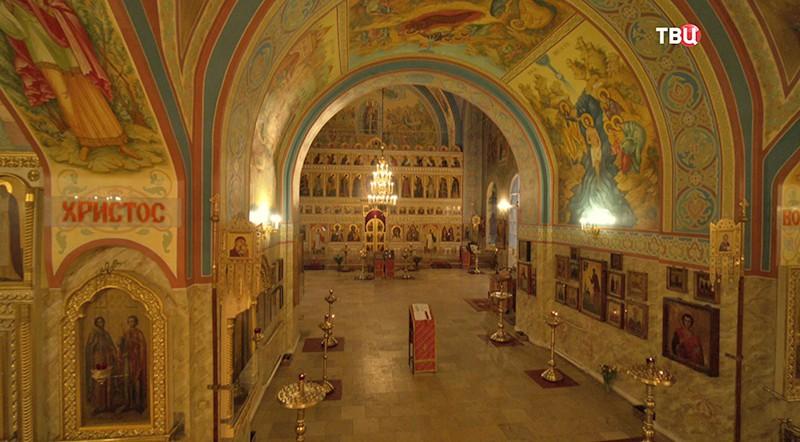 Церковь святых мучеников Флора и Лавра на Зацепе