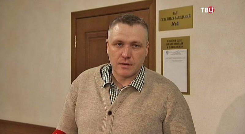Роман Шимко, отец погибшего мальчика