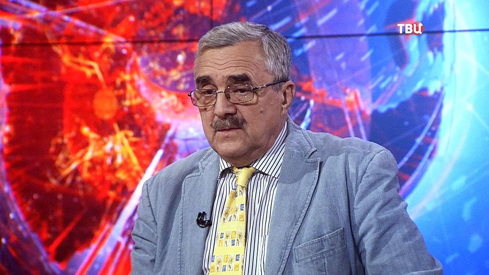 Владимир Жарихин, заместитель директора Института стран СНГ
