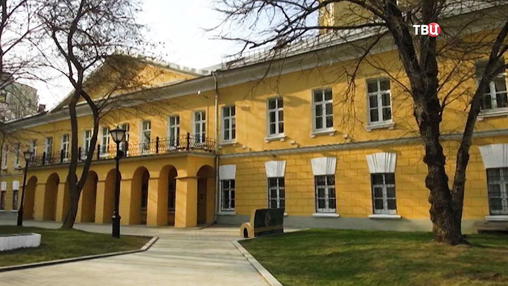 Дом-музей Николая Гоголя