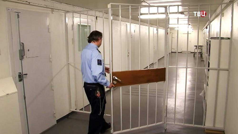 Тюрьма в Дании