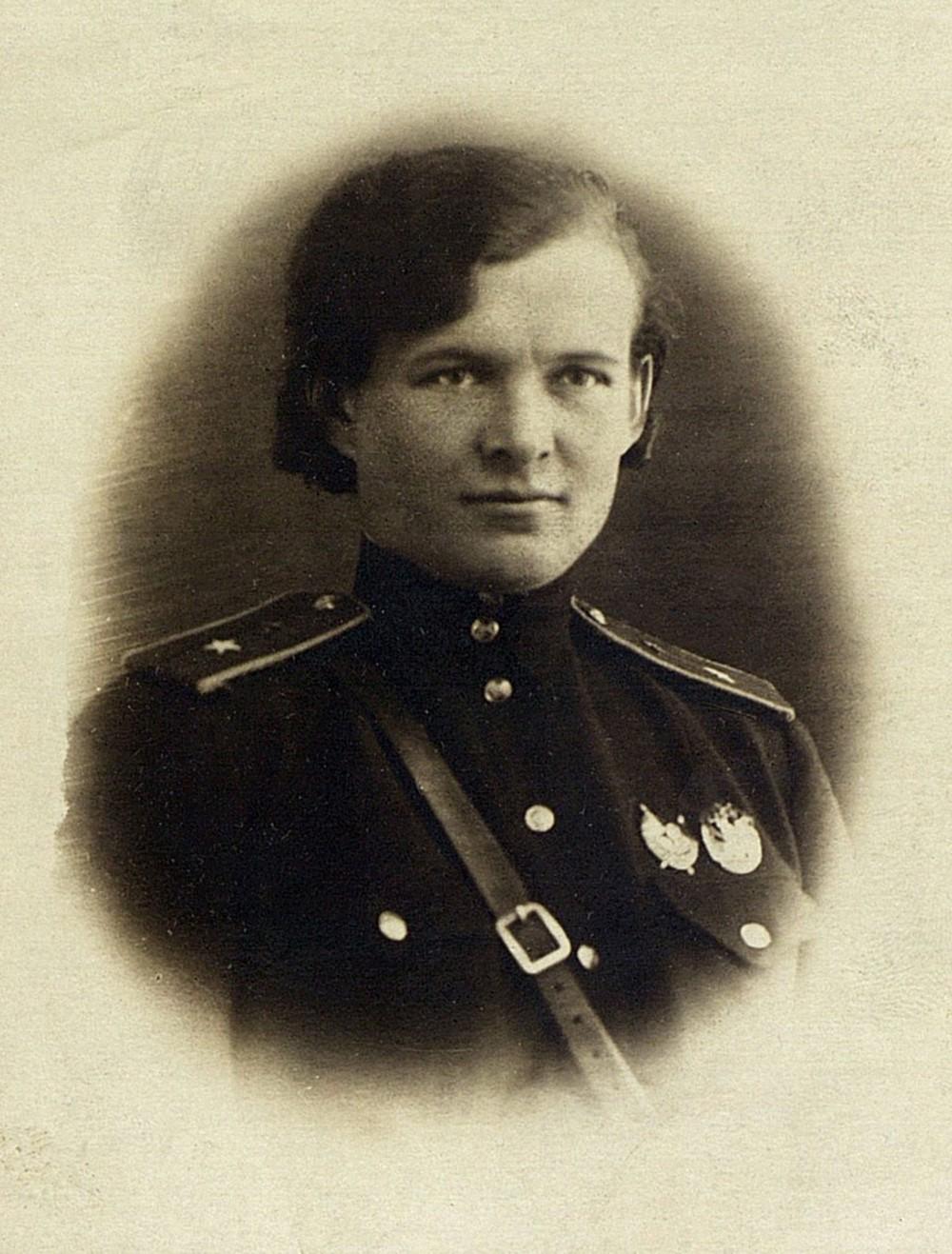 Майор Бершанская  Евдокия Давыдовна