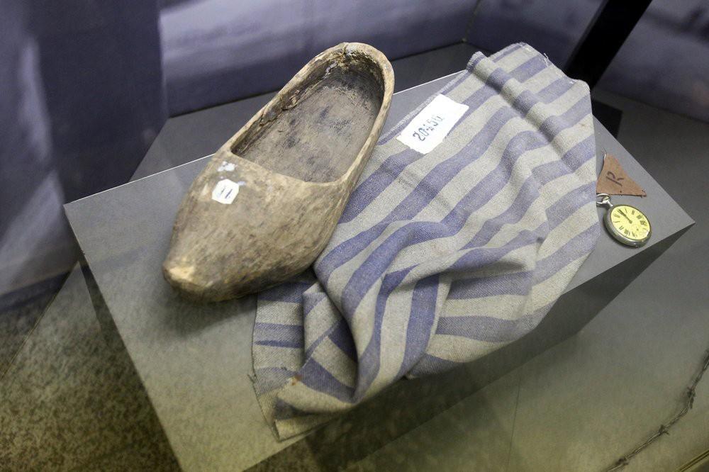 Выставка, посвященная узникам концлагерей
