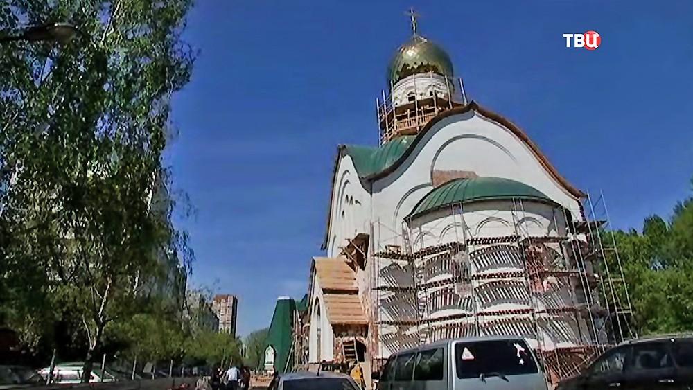 Храм Димитрия Солунского в Хорошеве