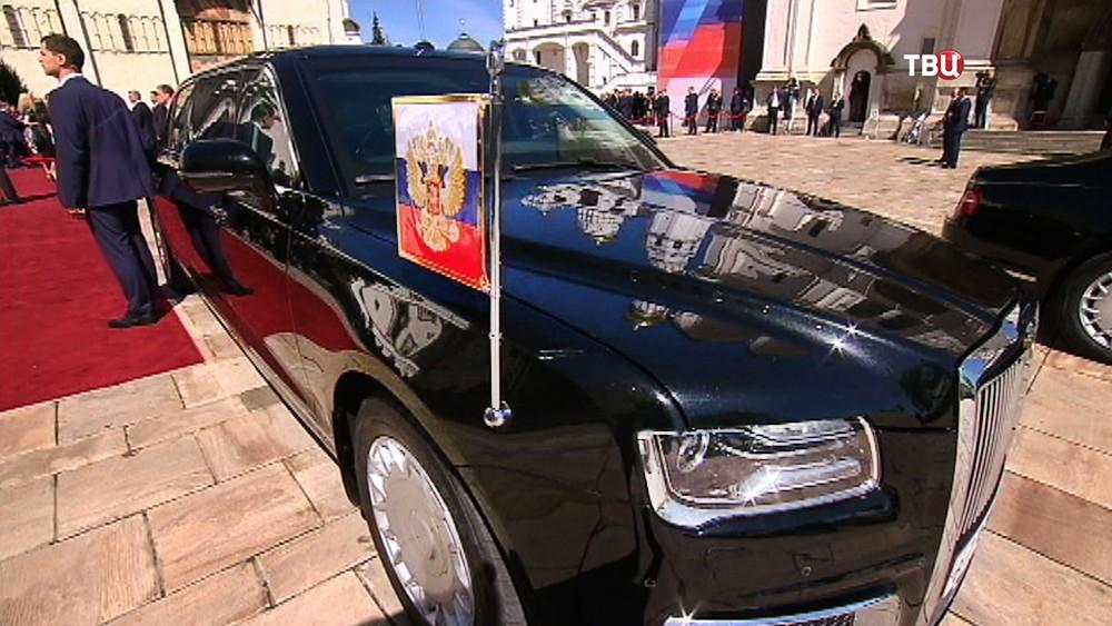 """Лимузин """"Сенат"""" проекта """"Кортеж"""""""