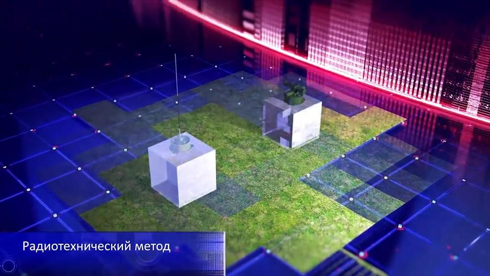 Работа сотрудников Службы специального контроля (ССК) Минобороны России