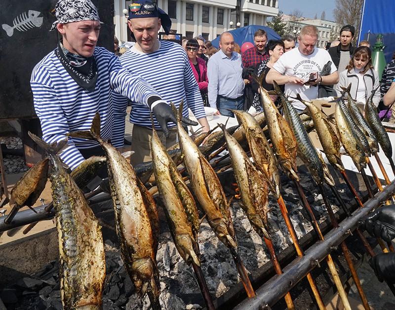 """Фестиваль """"Рыбная неделя"""""""