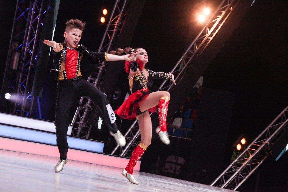 Чемпионат и первенство Европы по акробатическому рок-н-роллу