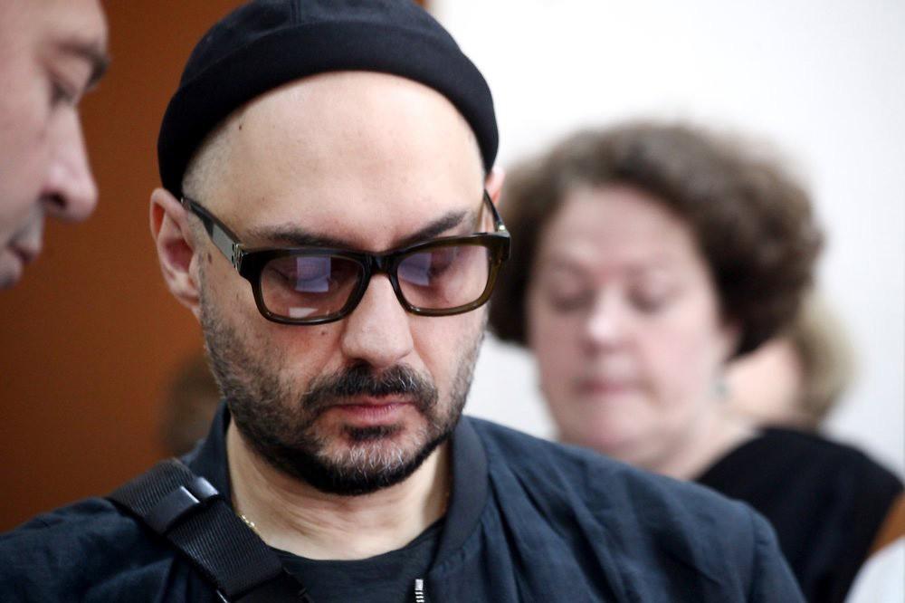 Режиссер Кирилл Серебренников в суде