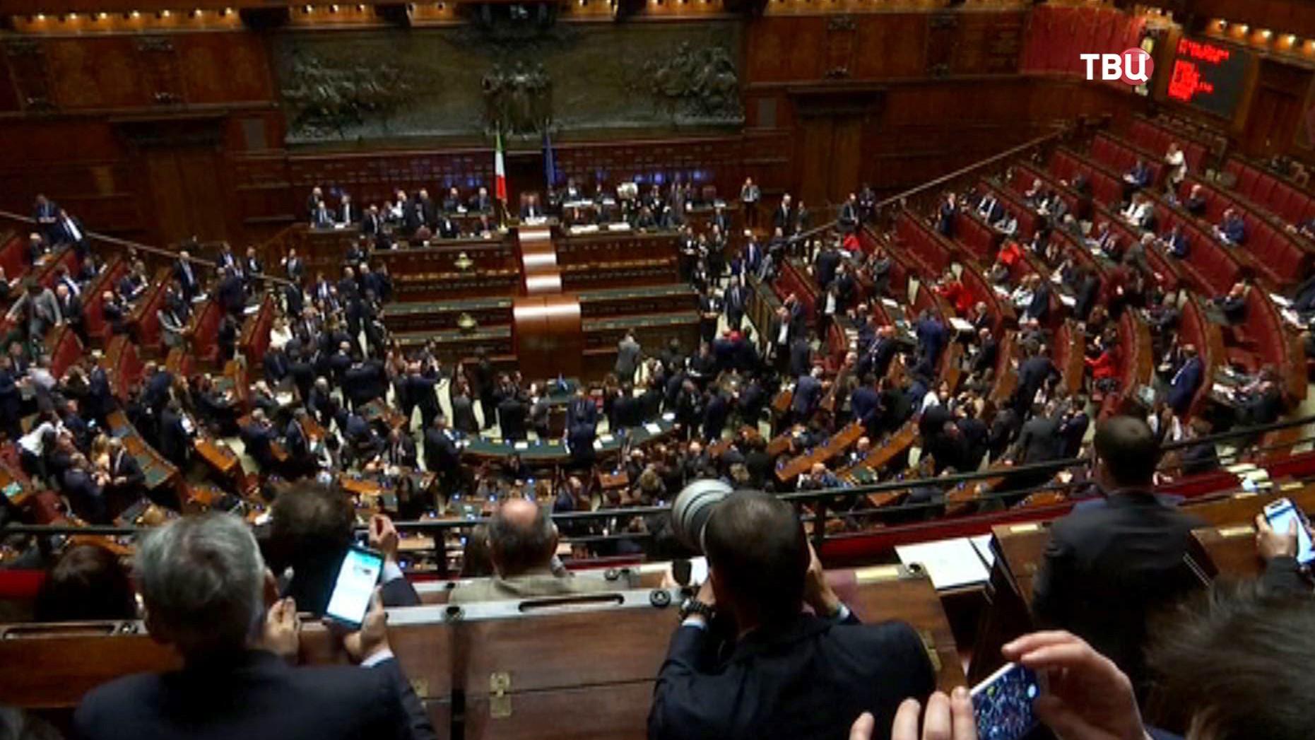Сенат Италии