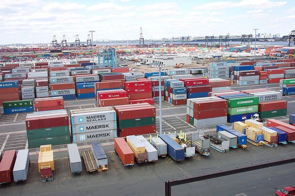 Торговые контейнеры