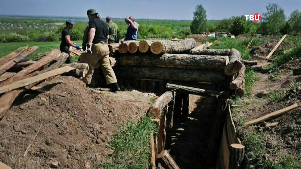 Жители Донбасса готовятся к наступлению ВСУ