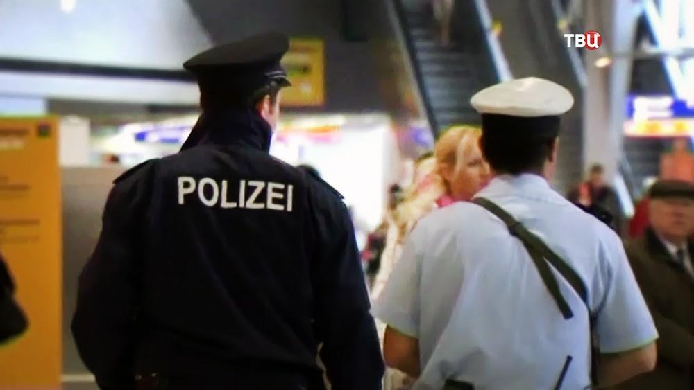 Транспортная полиция Германии