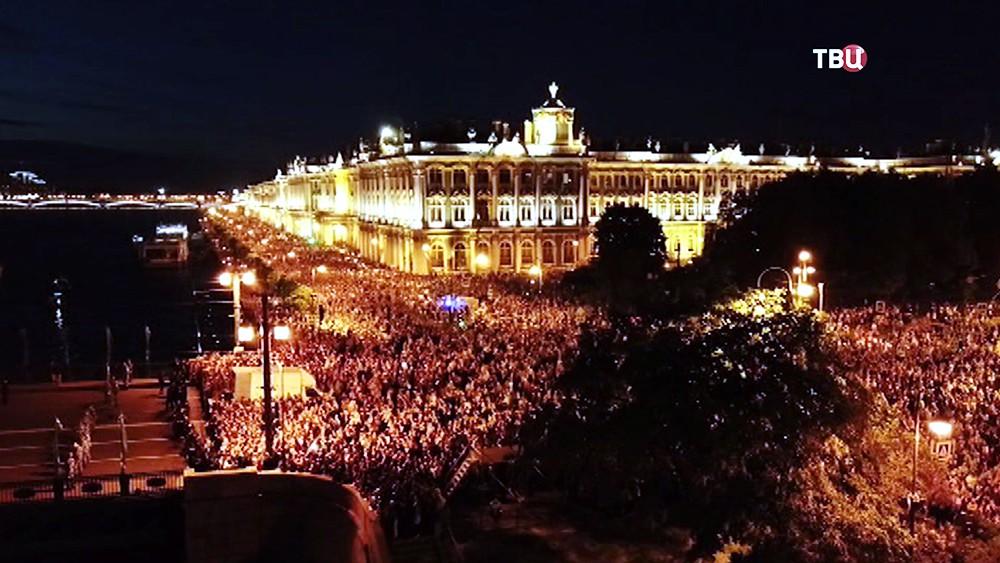 Праздник в Санкт-Петербурге