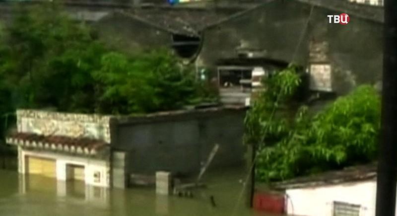 """Последствия урагана """"Альберто"""""""