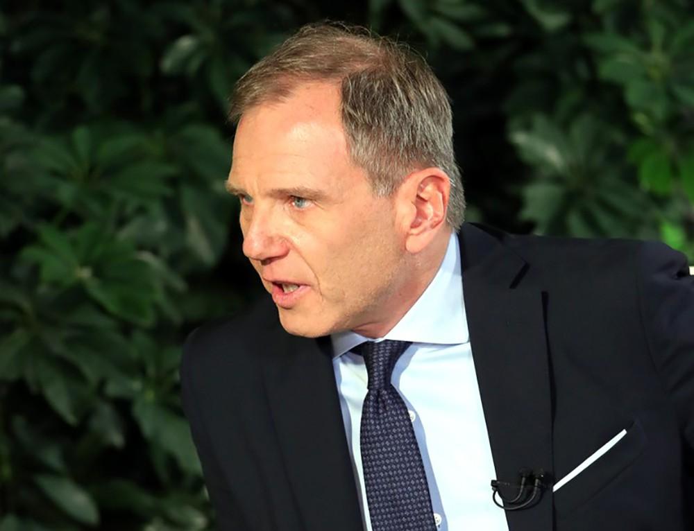 Представитель австрийской теле-радокомпании ORF