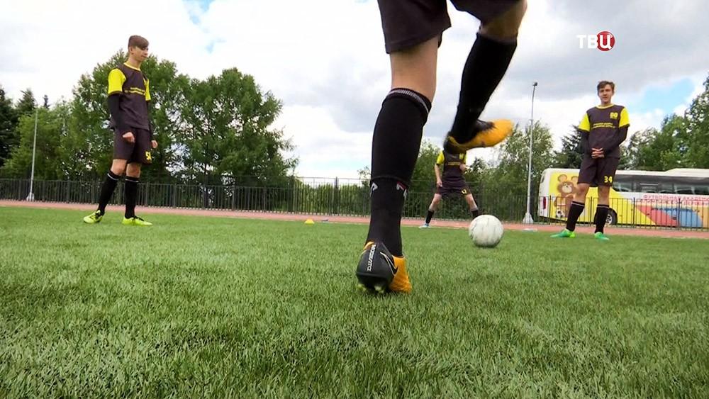 Футбольная секция