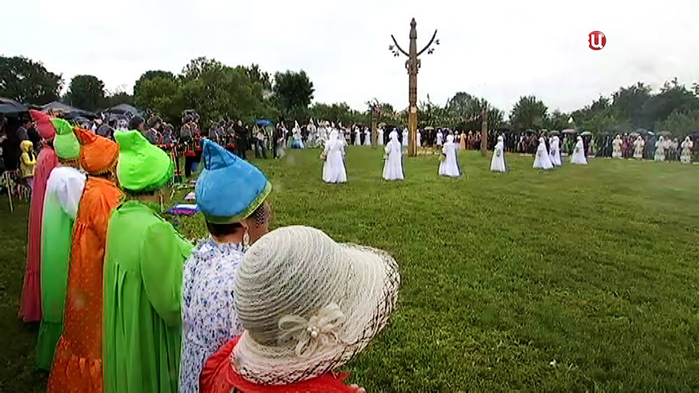 Фестиваль якутской культуры
