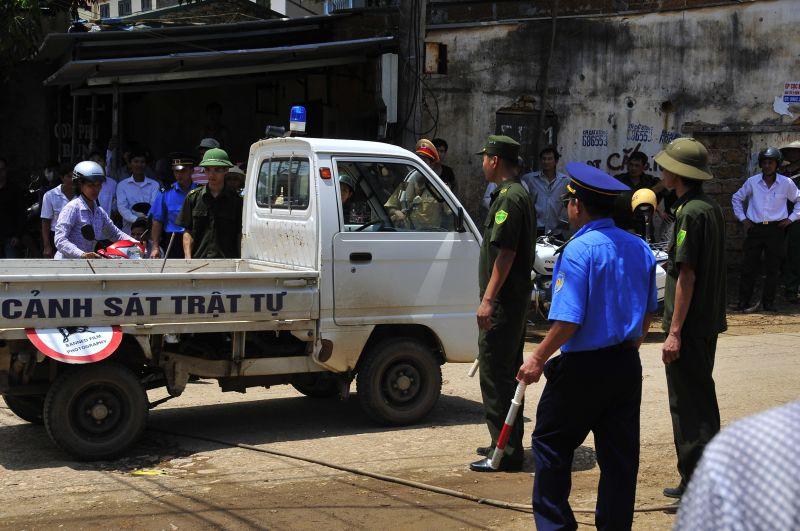 Полиция в Ханое