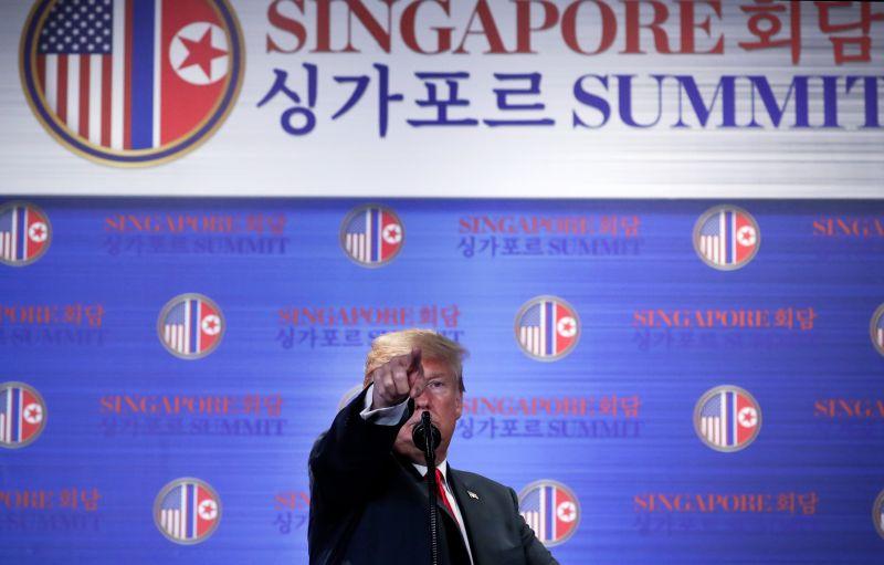 Саммит США-КНДР