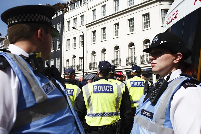 Полиция Лондона