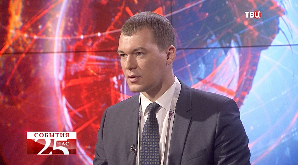 Михаил Дегтярёв, председатель Комитета Госдумы РФ по физической культуре, спорту, туризму и делам молодёжи