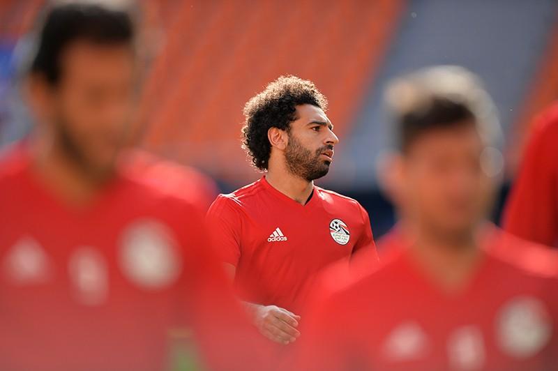 Футболист Мохаммед Салах