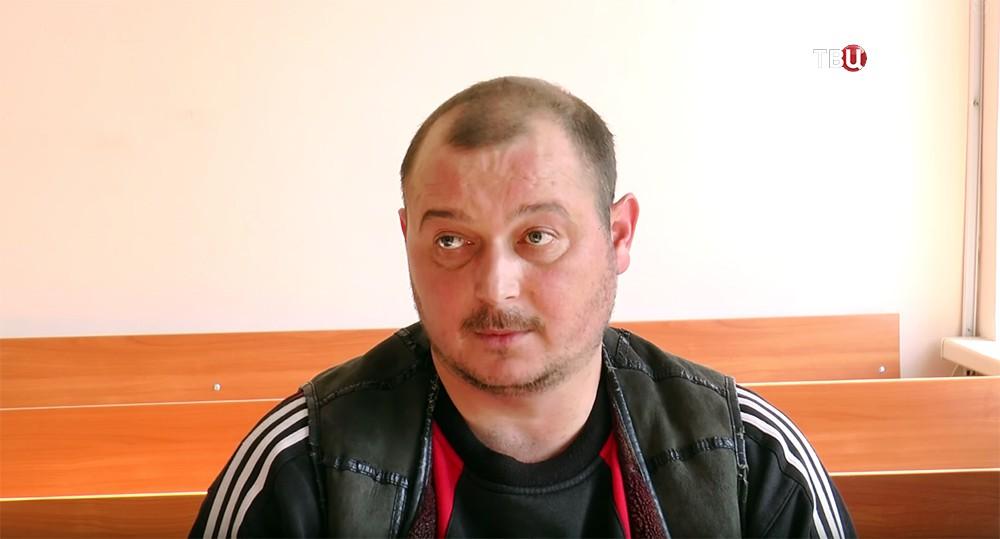 "Капитан судна ""Норд"" Владимир Горбенко"