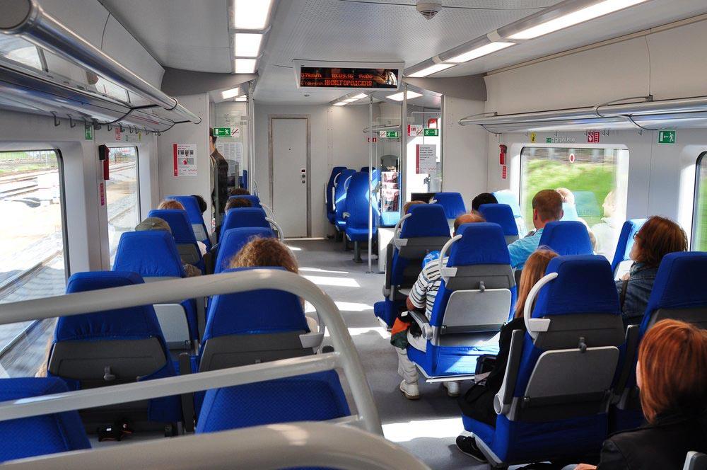 Пассажиры МЦК