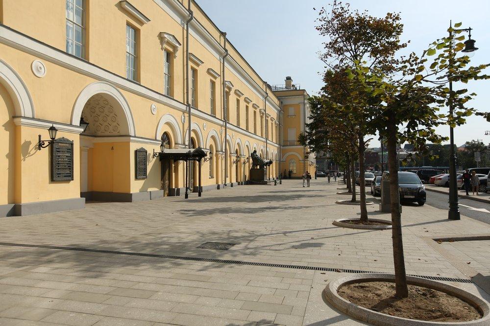 Малый театр на улице Петровка