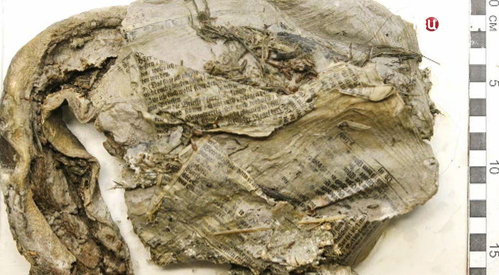 Восстановление артефактов