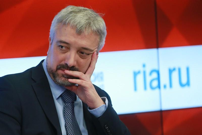 Журналист Евгений Примаков