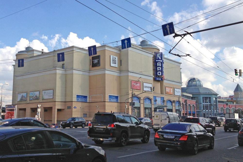 """Торговый центр """"Атриум"""""""
