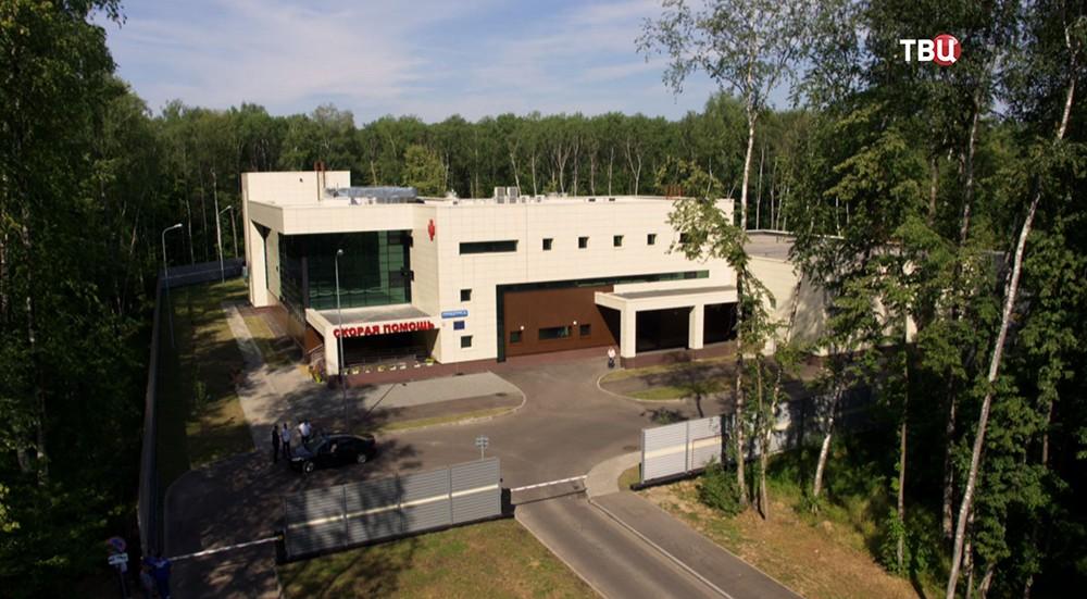 Новая подстанция скорой помощи в Троицке