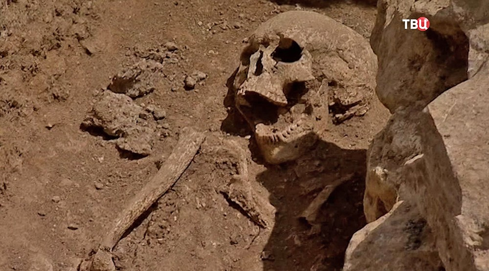 Найденные артефакты в Крыму