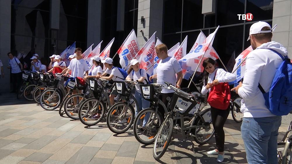 Волонтеры штаба Сергея Собянина