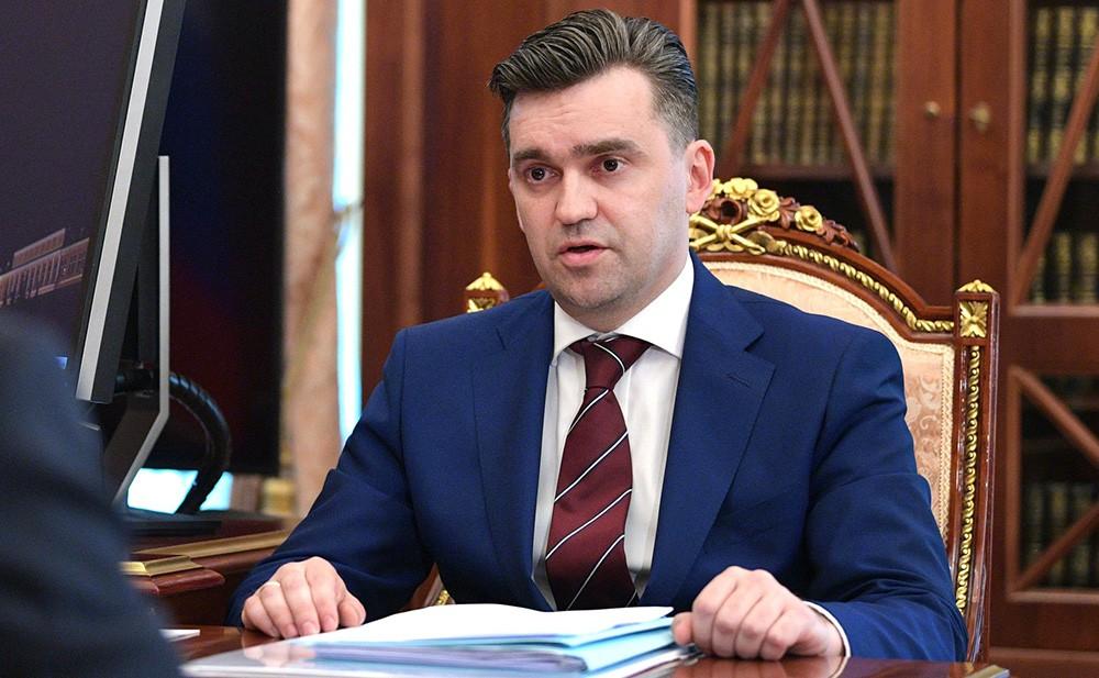 Врио Ивановской области Станислав Воскресенский