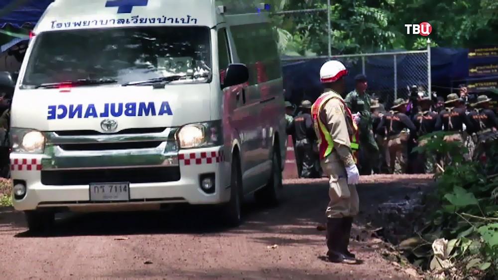Скорая помощь в Таиланде