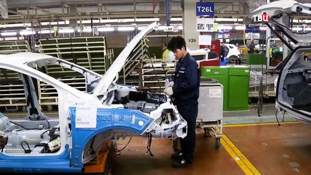 Автопром в Китае