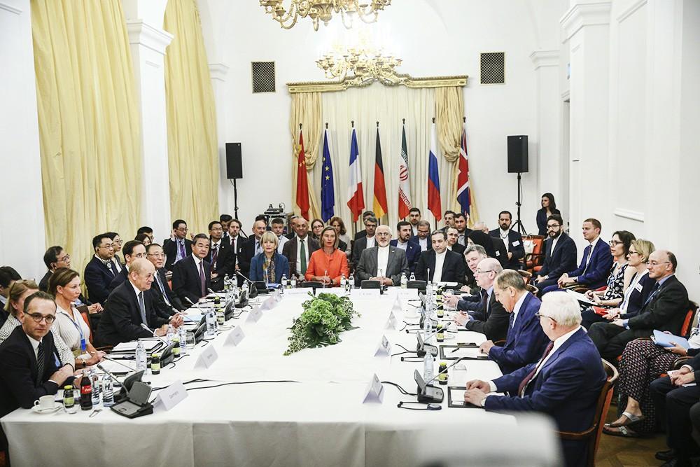 Министерская встреча по иранской ядерной программе