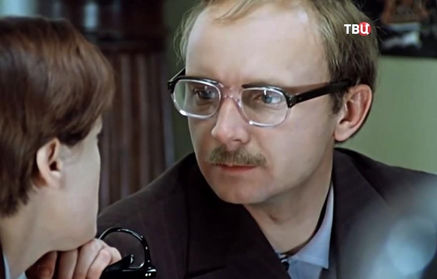 """Андрей Мягков в фильме """"Служебный роман"""""""