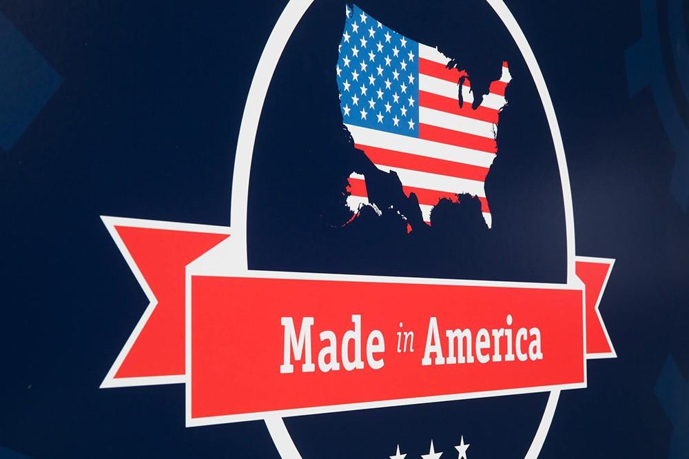 Товары производства США
