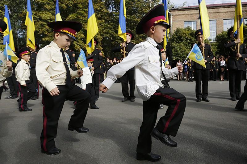 Украинские кадеты